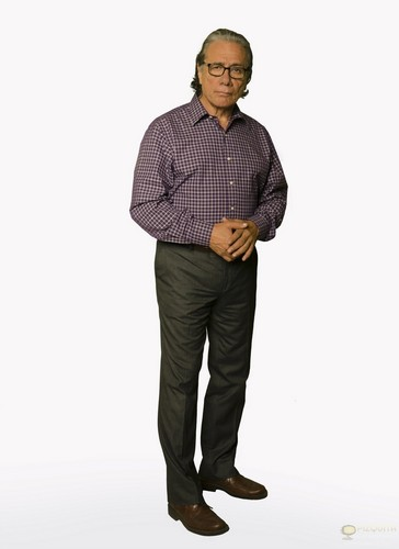 Dexter - Season 6 - Cast Promotional Photo HQ - Edward James Olmos