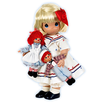 Forever Raggedy Ann & Andy - Doll