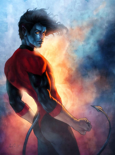 Nightcrawler is wow!!