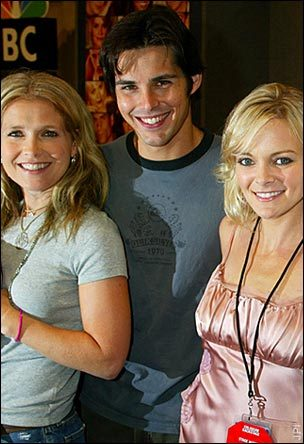 Missy Reeves, Jason Cook, and Martha Madison