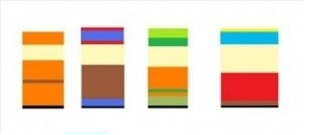 South Park Color Blocks