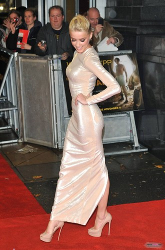 'The rom, rumi Diary' London Premiere