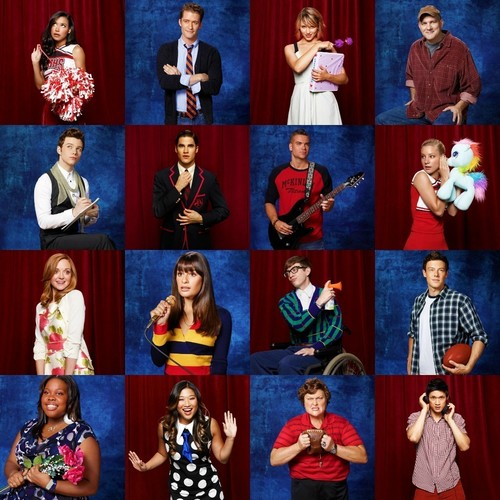 Gleeks all the way!!!