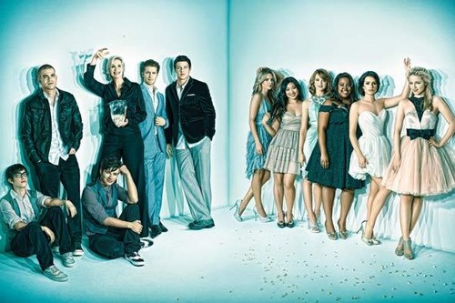 Gleeks all the way!!!!!