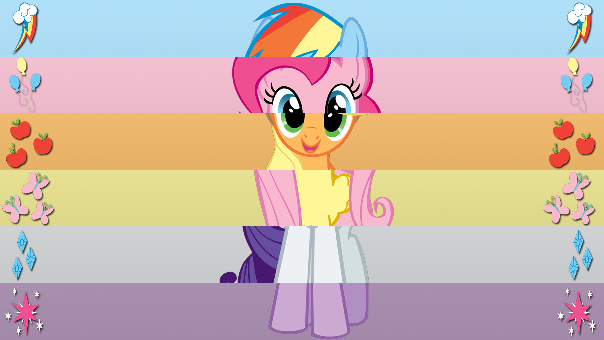Mlp Wallpapers My Little Pony Friendship Is Magic Wallpaper