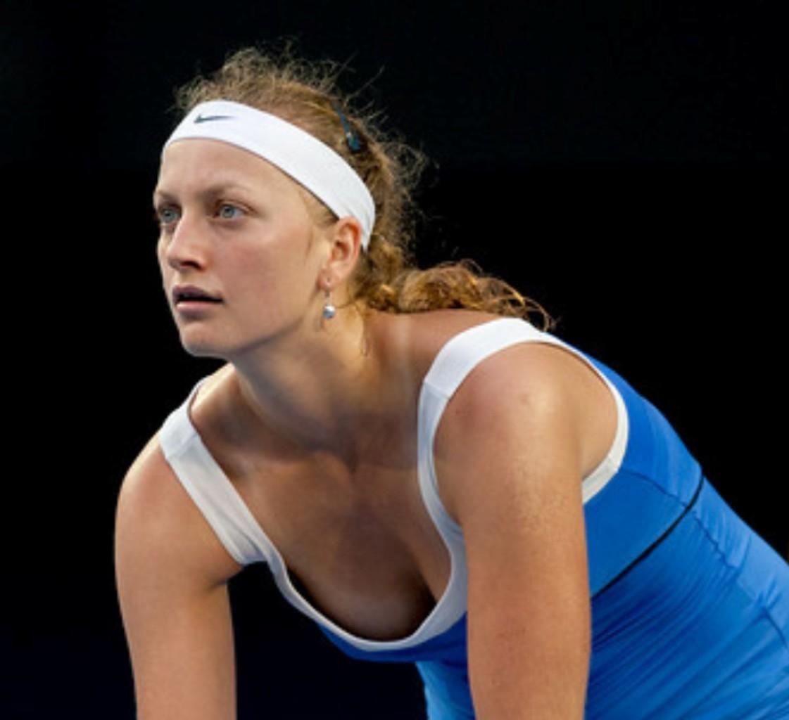 Petra Kvitova breast - Tennis Photo (26548828) - Fanpop