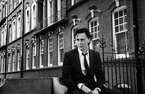 Tom Hiddleston by David Titlow for Esquire UK December 2011