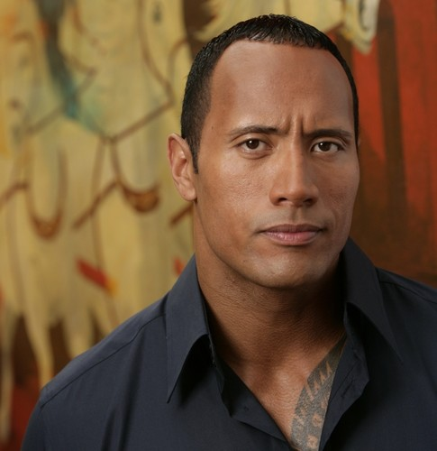 dwayne the rock johnson