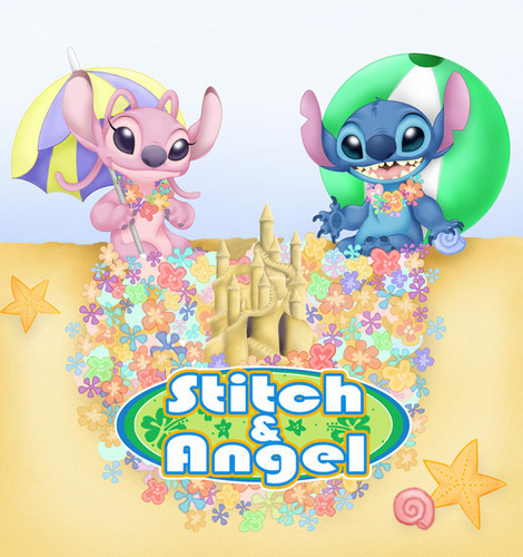 stitch and Angel – Jäger der Finsternis