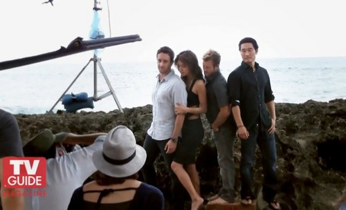 Alex & Grace - Hawaii Five-0