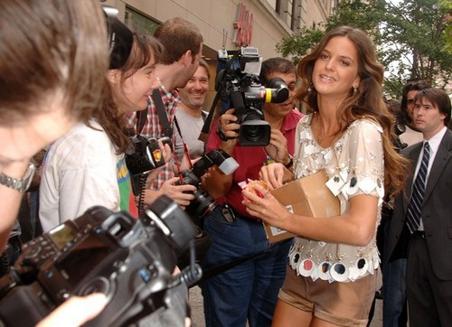Izabel Goulart Unveils Victoria's Secret Beauty Rush Lip Glosses