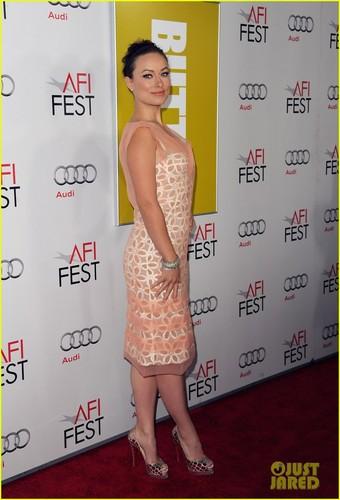 Olivia Wilde attends AFI Fest 2011 Special Screening Of