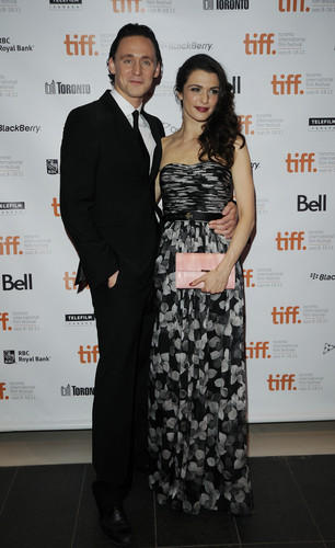 Tom Hiddleston attends the premiere of 'The Deep Blue Sea' @ TIFF 2011