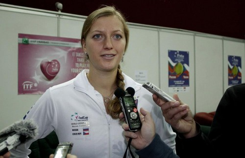 czech fed cup team win 2011