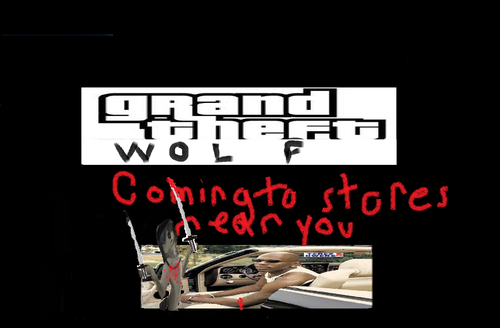 grand theft wolf