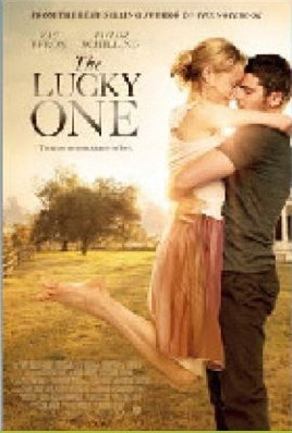 the lucky one movie poster