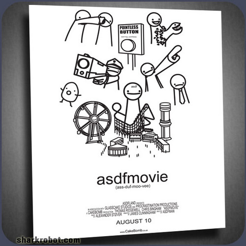 ASDFmovie1 Movie Poster