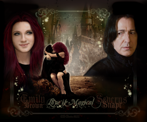 Emily+Severus - l'amour is Magical
