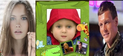 It child is much look alike with Ester