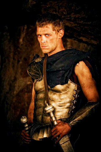 Joseph Sexy morgan in Immortals