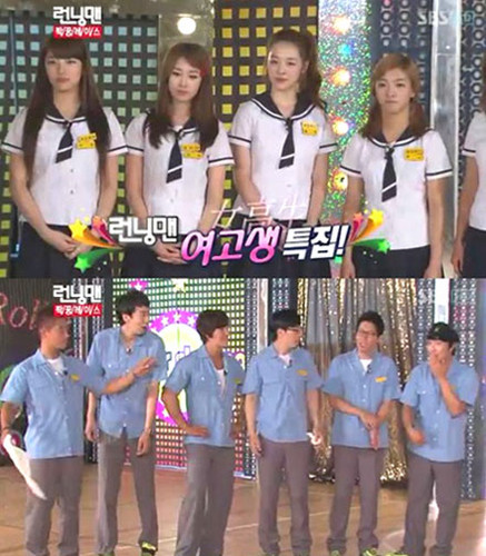 Running Man eps. 55