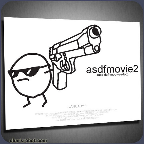 asdfmovie2 movie poster