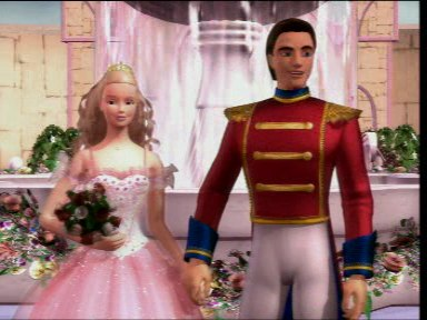 "Clara ""Sugarplum Princess"" and Prince Eric ""Nutcracker"""