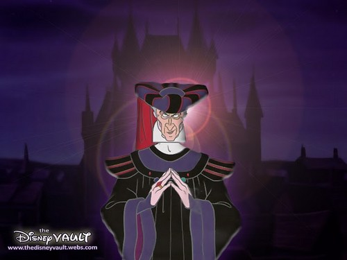 disney Villains Frollo