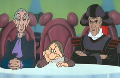 Frollo in the House of mouse