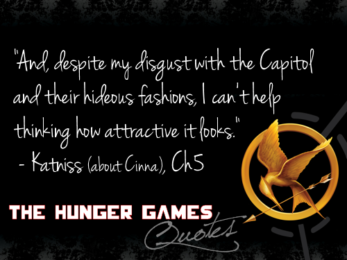 Hunger Games Цитаты