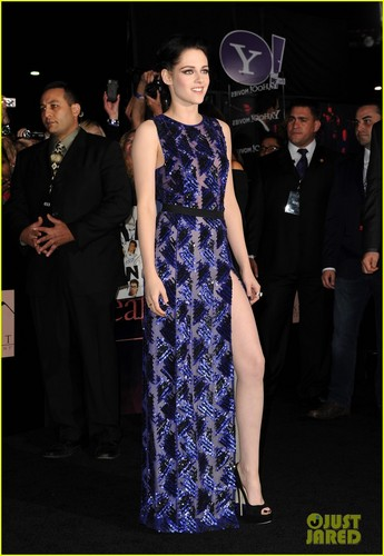 Kristen Stewart & Robert Pattinson: 'Twilight' Premiere Twosome!