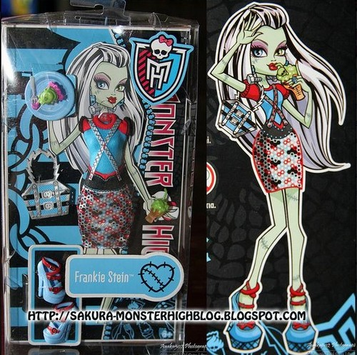 Monster High New Clothes