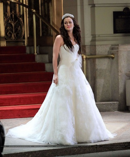 On the Set of Gossip Girl – November 14