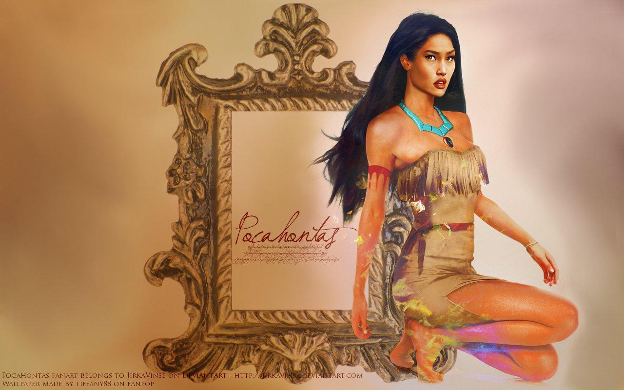 Real Life Princess ~ ♥ - disney-princess Wallpaper