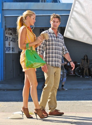 Serena and Nate