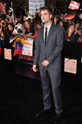 The Twilight Saga: Breaking Dawn Part 1 Los Angeles Premiere 14.11.11