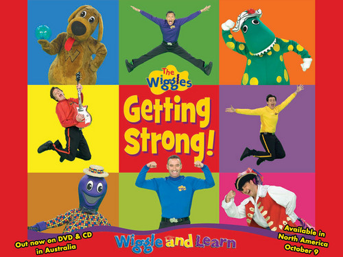 The Wiggles Getting Strong