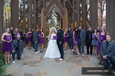 Tiffany Thorton's Wedding