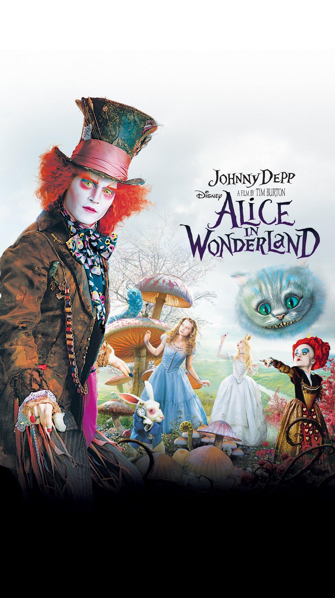 Alice In Wonderland Alice In Wonderland 2010 Foto 26987815 Fanpop