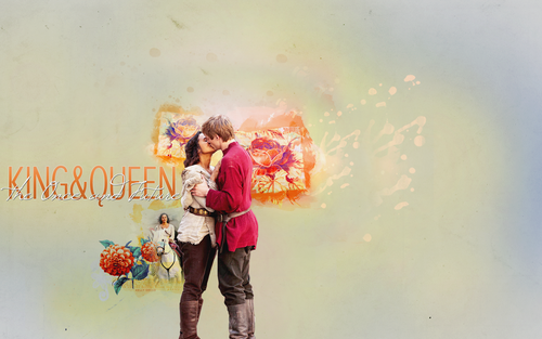 Arwen, King and Queen