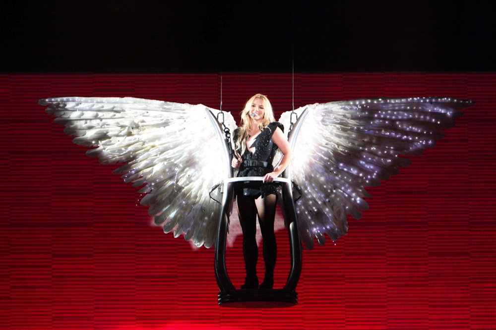 Britney The Angel