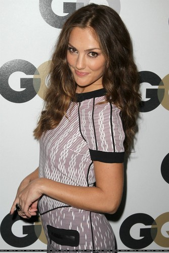 Minka Kelly - GQ's 2011 Men of the an Party (November 17)