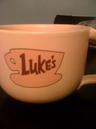 My Luke's kainan Coffee Cup ♥