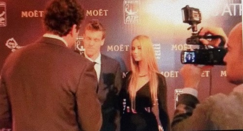 NEW FAMOUS COUPLE SATOROVA BERDYCH