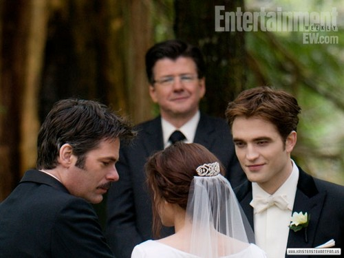 New Stills Breaking Dawn Part 1