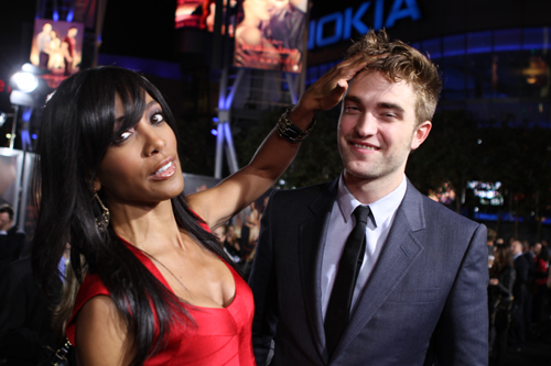 Premier de Breaking Dawn Part 1 (Amanecer) en Los Angeles