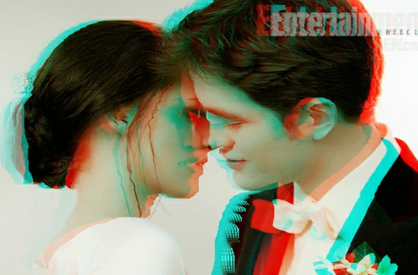 bella and edward 3D