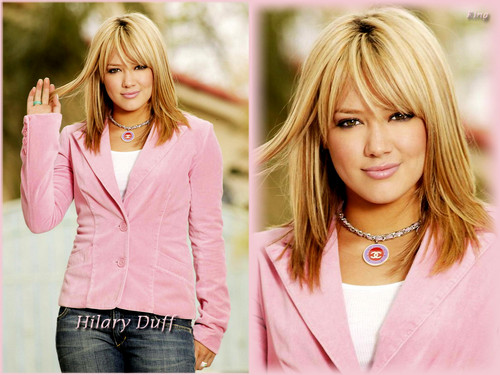 ♣♣Hilary wallpaper oleh Dave♣♣