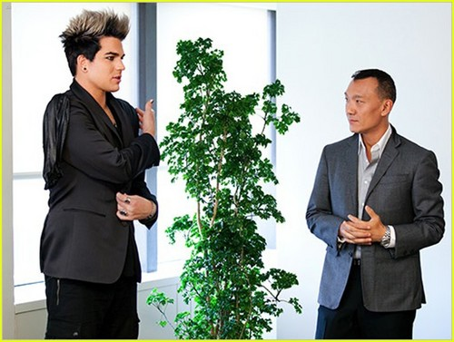 All On the Line with Adam Lambert