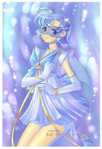 Neo-Sailor Mercury